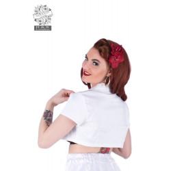 White Bolero