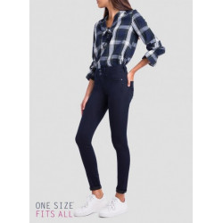 One Size Jeans (Double Up dunkelblau)