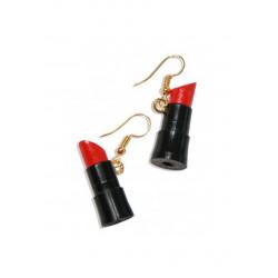 Ohrstecker Lipstick