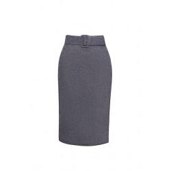 Woolen Skirt Passy (grau)