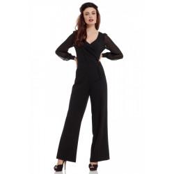 Rosemary Jumpsuit (black)
