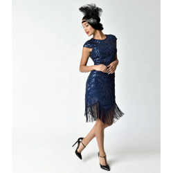 Astrid Dress Unique Vintage