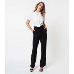 High Waisted Myrna Pants Unique Vintage