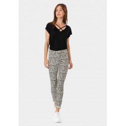 One Size Jeans (zebra)