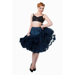 Petticoat Banned (navy)