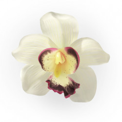 Orchid Pin-Up Hair Clip