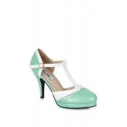 Lulu Hun Anne High Heel (mint)