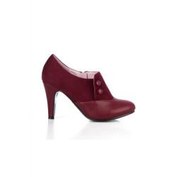 Lulu Hun Maria Half Boot (rot)