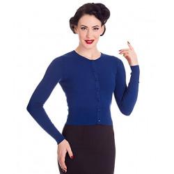 Paloma Cardigan (blau)