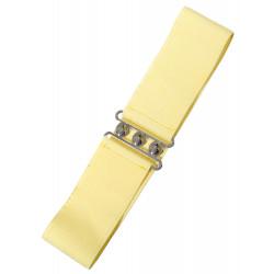 Vintage Strech Belt (gelb)