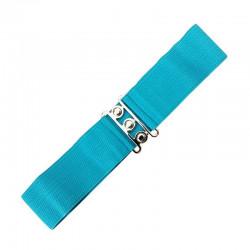 Vintage Strech Belt (teal)