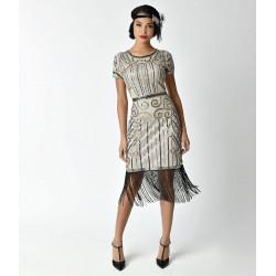 Sabine Dress Unique Vintage