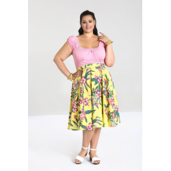 Kalani 50's Skirt (gelb)
