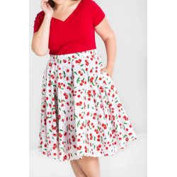 Sweetie 50's Skirt (weiss)