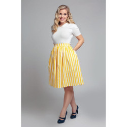 Jasmine Swing Skirt...