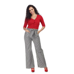Bella Striped Trousers...