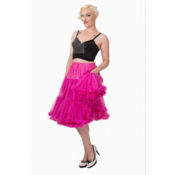 Petticoat Banned (hot pink)