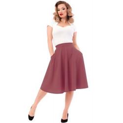 High Waist Thrills Skirt...