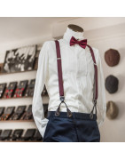 Suspenders for him